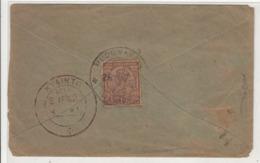 KGV Used Cover 1923, British India To Burma, - India (...-1947)