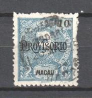Macau 1902 Mi 127 Canceled - Macao