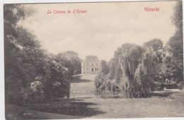 Vilvoorde - Chateau L'Ecluse (gelopen Kaart Met Zegel) - Vilvoorde