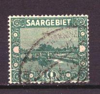 Saargebiet 86 Used (1922) - Deutschland
