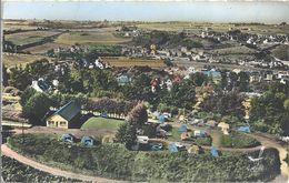 CPSM Binic Vue Aérienne Camping De L'Ippocampe - Binic