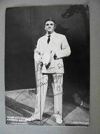 Antonio Boyer Baritono Autografo  Originale 1979    ENORME FOTO TEATRO   THEATRE   Théâtre STAGIONE LIRICA OPERA - Toneel & Vermommingen