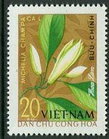 Vietnam Du Nord 1964 Yvertn° 367 *** MNH Cote 6 € Flore Michelia - Vietnam