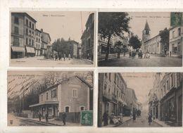 Super Lot De 100 CPA Du Rhone   69 - Cartes Postales