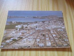 CPM Djibouti - La Capitale Vue D'avion. - Gibuti