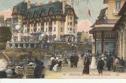 GRANVILLE  La Terasse Du Casino - Granville