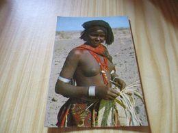 CPM Djibouti - Jeune Fille En Brousse. - Djibouti