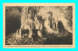 A729 / 045 46 - HOSPITALET ROC AMADOUR Colonnes D'Hercule Grottes Des Merveilles - Rocamadour