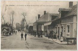 BRUTELLES LE CARREFOUR DES ROUTE DE SAINT VALERY S/S A EU ET DE CAYEUX A ESCARBOTIN - Autres Communes