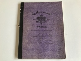 2 Cahiers & Croquis SOUS LIEUTENANT 55e Territorial D'Infanterie - 1916 - 1914-18