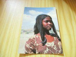 CPM Visage De Djibouti - Jeune Fille. - Gibuti