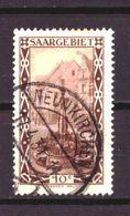 Saargebiet 108 Used (1926) - Deutschland