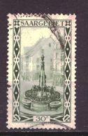 Saargebiet 112 Used (1926) - Deutschland