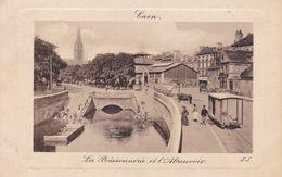 14-CAEN LA POISSONNERIE ET L ABREUVOIR - Caen