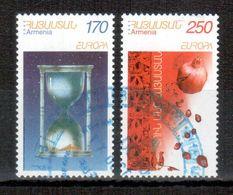 Armenien / Armenia / Arménien 2003 Satz/set EUROPA Gestempelt/used - Europa-CEPT