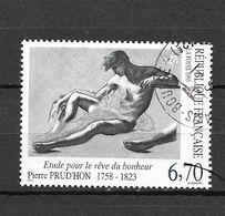 """France:n°2927 O   """"Etude Pour Le Rève Du Bonheur"""" - France"""