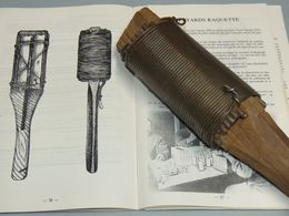 TRES RARE GRENADE  « RAQUETTE » FRANCAISE 1914/15 !!! - 1914-18