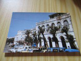CPM Djibouti - Place Du 27 Juin - Hôtel Continental. - Gibuti