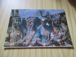 CPM Djibouti - Costumes De Fête. - Gibuti