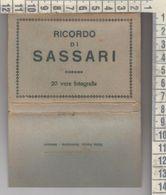 SASSARI RICORDO 20 FOTOGRAFIE - Sassari