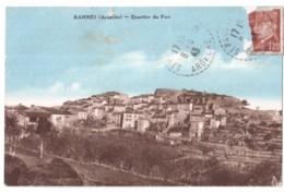 Banne - Quartier Du Fort - édit. L. Brunel  + Verso - Otros Municipios