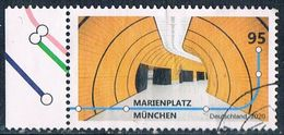 2020  U-Bahn Stationen - Oblitérés