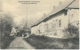 MAINBRESSY : (Ardennes) - La Rue Des Chiens - Francia