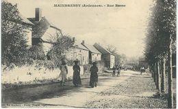 MAINBRESSY : (Ardennes) -Rue Basse - Francia