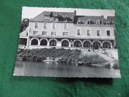 VINTAGE FRANCE: SAINT AIGNAN Grand Hotel B&w 1963 - Saint Aignan