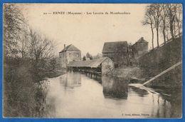 RARE CPA 53 ERNEE - Les Lavoirs De Monthoudoux - Ernee