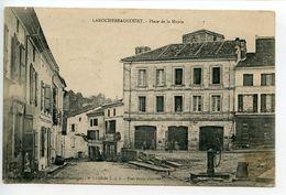 La Rochebeaucourt Place De La Mairie - France