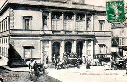 Laval (53) : Hôtel De Ville - Laval