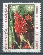 Polynésie Française YT N°83 Journée Des Mille Fleurs Oblitéré ° - Used Stamps