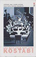 Télécarte JAPON / 110-011- PEINTURE USA - MARK KOSTABI - ART WAVE / New York - JAPAN PAINTING Phonecard - 1902 - Malerei