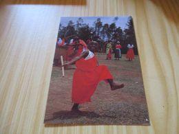 CPM Burundi - Danse Des Tambourinaires. - Burundi