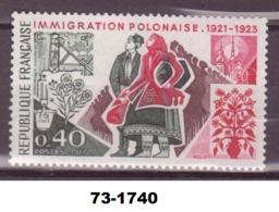 FRANCE ANNEE 1973 N°1740 NEUF*** - Nuovi