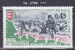 FRANCE ANNEE 1974 N°1799 NEUF*** - Nuovi