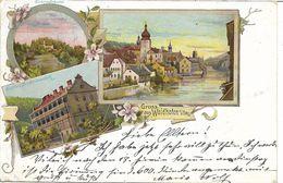 1900 - Waidhofen An Der Ybbs , Gute Zustand, 2 Scan - Waidhofen An Der Ybbs