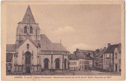 62. ARDRES. Eglise Paroissiale - Ardres
