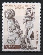 Timbre Neuf De 2003 N° 3558 Esclaves - France