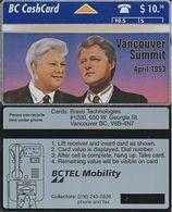 120/ Canada; Vancouver Summit, CP 308A - Canada