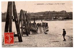 Kerhuon - Le Passage - Le Bac A Vapeur -  CPA ° - France