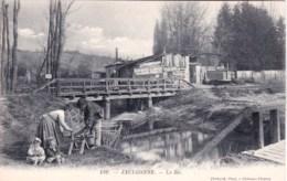 02 - Aisne -  JAULGONNE  -  Le Ru - Autres Communes