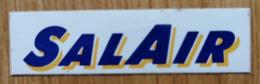 SalAir Sweden Sticker - Stickers
