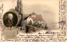 Gut Schönenberg Bei Zürich * 1902 - ZH Zurich
