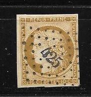 France: N°1 O    Oblitération Très Propre - 1849-1850 Ceres