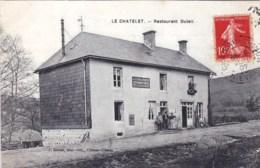 58 - Nievre -  LE CHATELET -  Restaurant Duteil - France