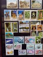POLYNESIE.1987 à 1992 . LOT De 31 Timbres ( Dont 4 Neufs ). Côte Yvert 24 € - Used Stamps