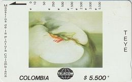 126/ Colombia; Teye, Tamura - Kolumbien