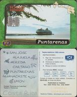 130/ Costarica; Puntarenas - Costa Rica